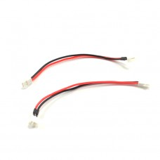Etronix 1S Charge Leads (2) For ET0216 Micro 1S Charger