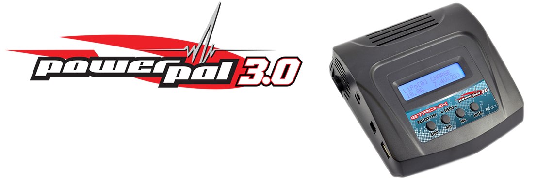 Etronix Powerpal 3.0 AC/DC Intelligent Charger