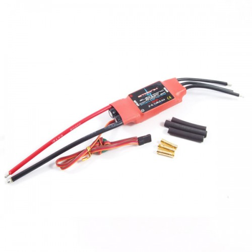 Etronix 80A Brushless Flight W/3A BEC Speed Control