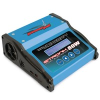 Etronix Powerpal 80w AC/DC Performance Charger/Discharger  (UK Plug)