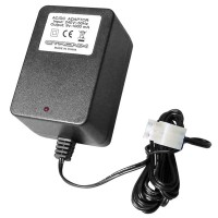 Etronix Euro Ac Wall Charger 1000mah For 7.2v W/Tamiya Plug