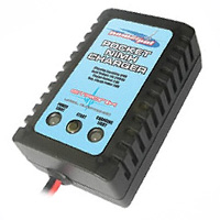Etronix Powerpal Pocket Nimh 1-8s 2a/20w Charger - UK