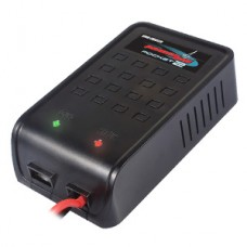 Etronix Powerpal Pocket 2 Nimh 1-8s 2a/20w Charger - UK