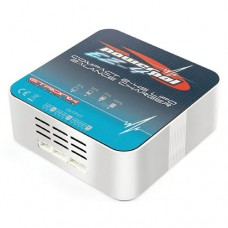 Etronix Powerpal EZ-4 50W LiPo 2-4S AC Charger - UK Plug