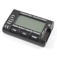Etronix Cellmeter Battery Capacity Checker