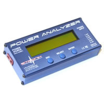 Etronix Battery Li-Po/li-fe Equalizer/meter & Watt Meter