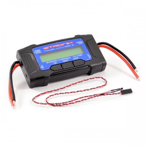 Etronix Power Analyser 2.0 Multifunction Meter