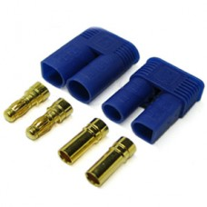 EC5 5mm Gold Connectors (male/female)