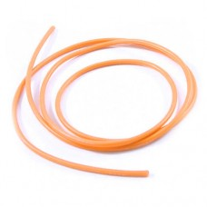 12swg Silicone Wire Orange (100cm)