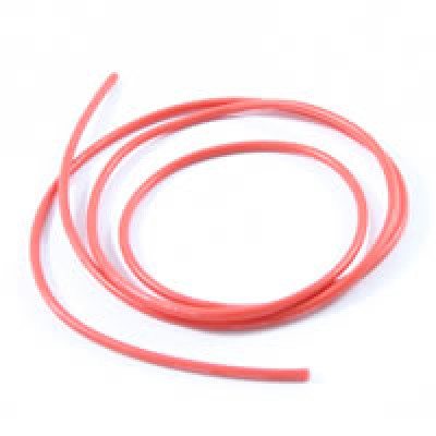 14swg Silicone Wire Red (100cm)