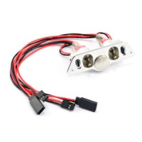 Etronix Dual Power Switch with Fuel Dot and JR Plug