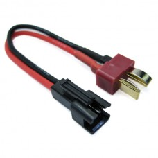 Sm Female Connector To Deans Male Plug