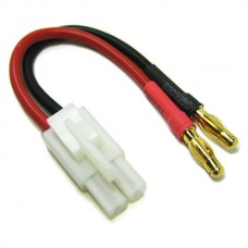 Tamiya To Two 4.0mm Male Connector Adaptor