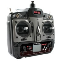 Etronix Pulse 2.0 X6 Pro 6ch 2.4GHz FHSS Radio System - Mode 1