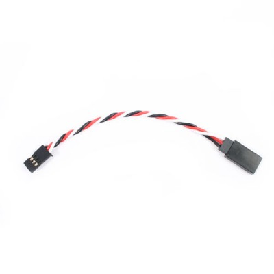 10cm 22AWG Futaba Twisted Extension Wire