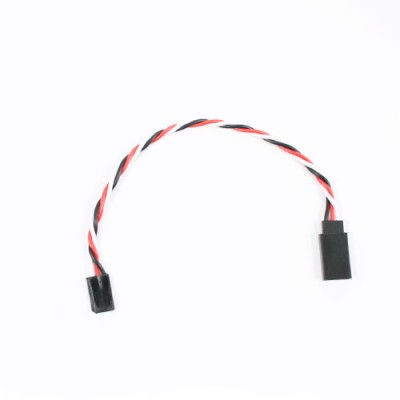 15cm 22AWG Futaba Twisted Extension Wire