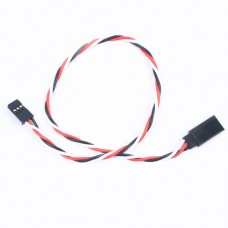 30cm 22AWG Futaba Twisted Extension Wire