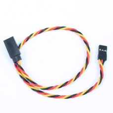 30cm 22AWG JR Twisted Extension Wire