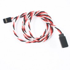 90cm 22AWG Futaba Twisted Extension Wire