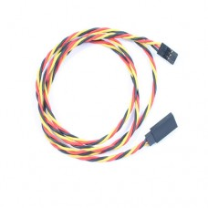90cm 22AWG JR Twisted Extension Wire