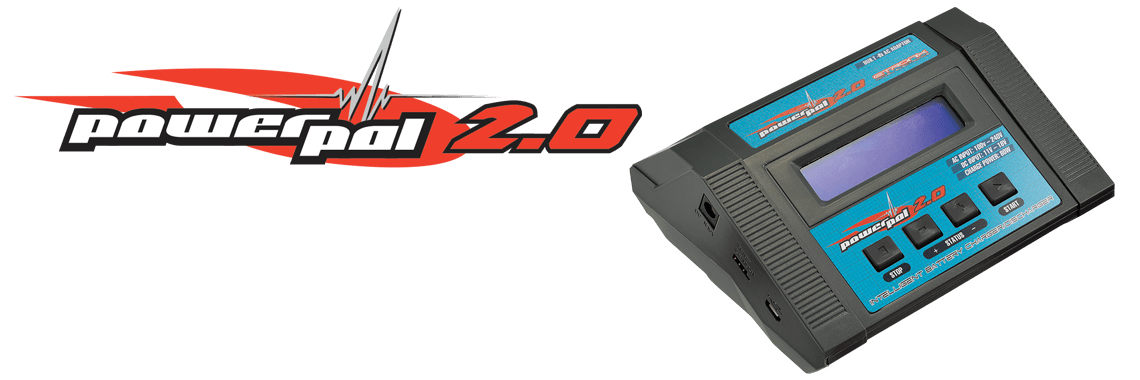 Etronix Powerpal 2.0 AC/DC Intelligent Charger