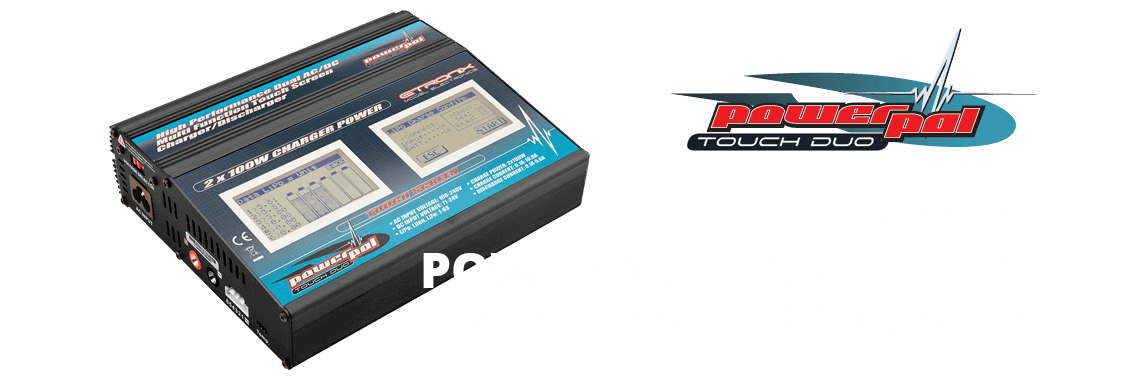 Etronix Powerpal Touch Duo Charger