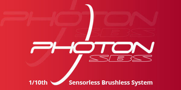 Photon Sensorless Brushless System