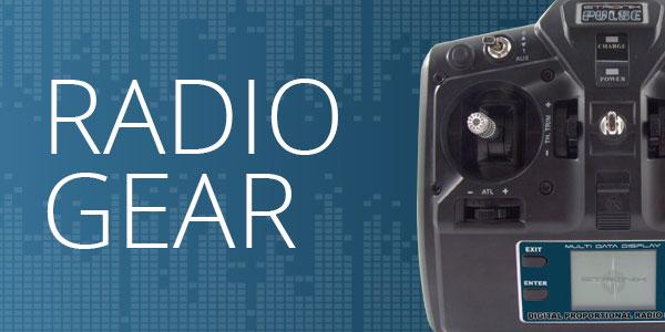 RC Radio Transmitters & Receivers